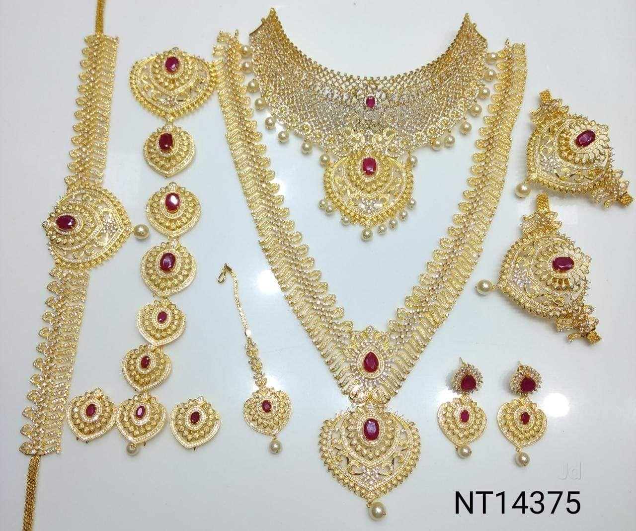 Sri Mahalakshmi Bridal Jewellery Sets Photos, Sharadadevi Nagar ...