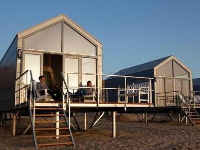 46PersonenStrandhaus 46SH in Landal Strandhuisjes