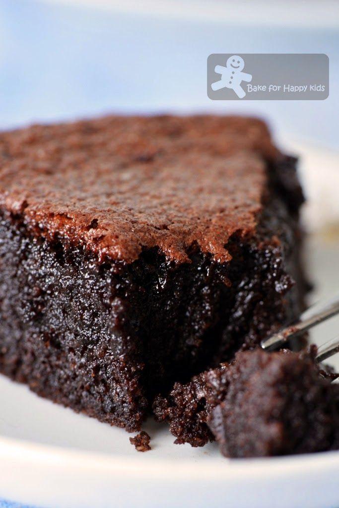 Bake For Happy Kids Gluten Free Dairy Flourless Chocolate Almond Cake
