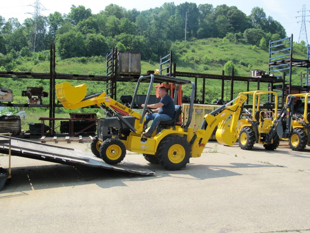 Pin by Equipment World Magazine on Backhoes Backhoe