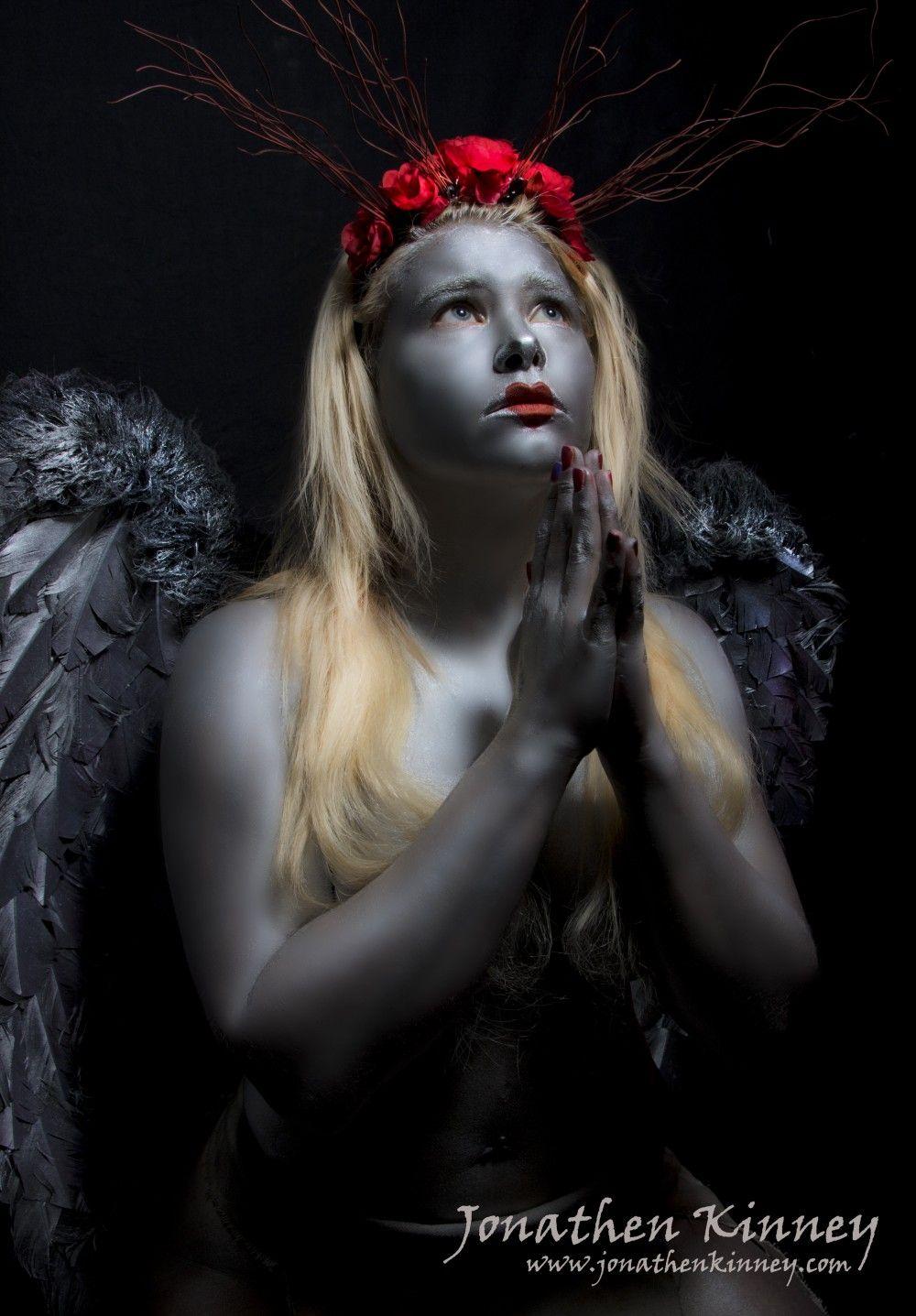 Body art and photography jonathen kinney model harmoni marii jonathenkinney com