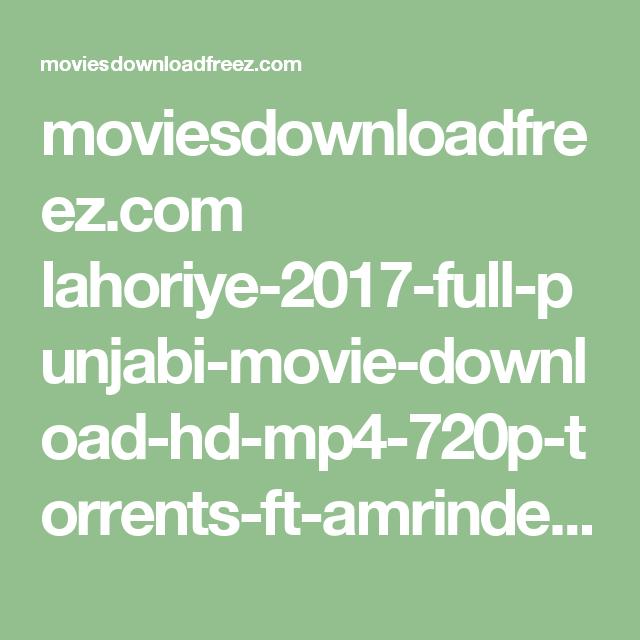 lahoriye torrent movie download full hd punjabi 2017