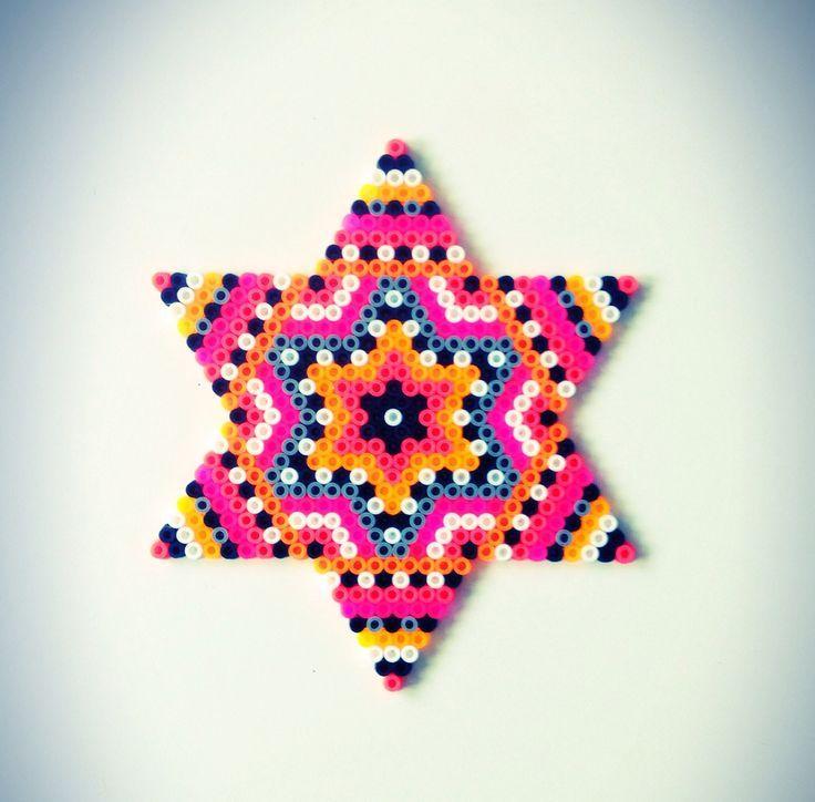 By Sara Seir, on Pinterest. | beads | Pinterest | Perler beads ...