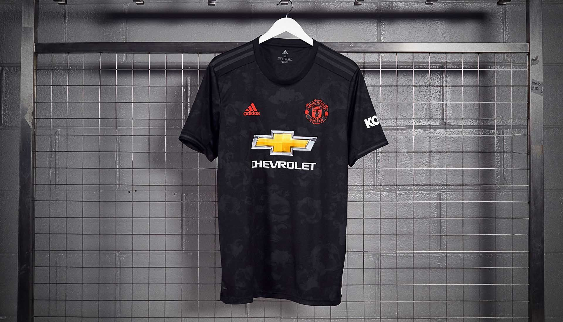 Manchester United Launch 2019 20 Third Kit Pursuit Of Dopeness Manchester United Football Outfits Manchester