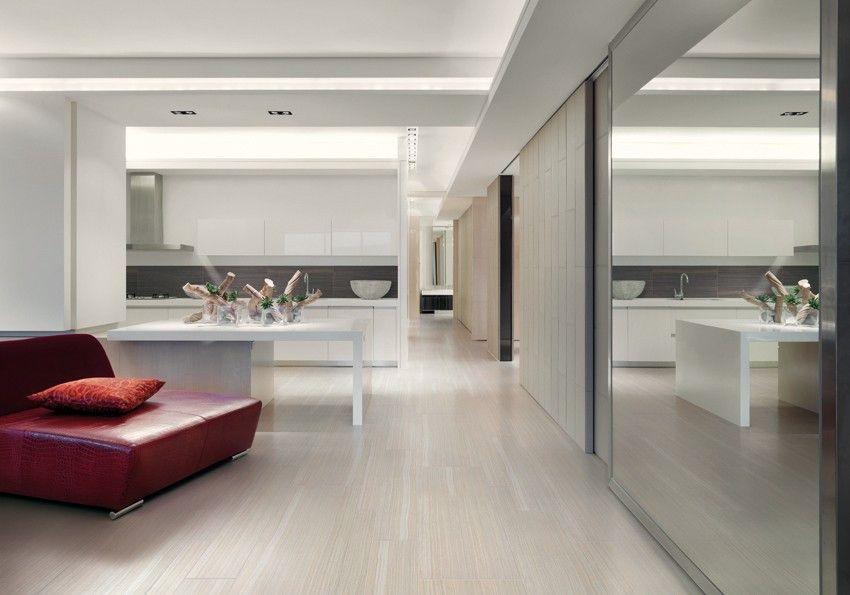 Cerdomus #Avenue Cream 12,5x100 cm 58871 #Feinsteinzeug - fliesen für die küche