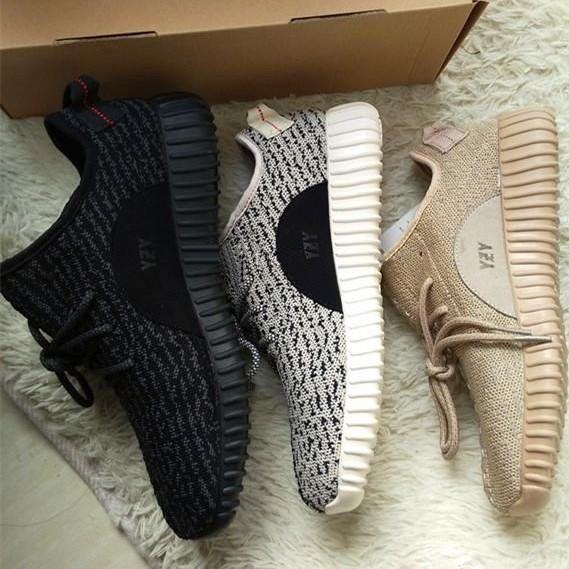 Adidas Women Yeezy Boost Sneakers Running Sports