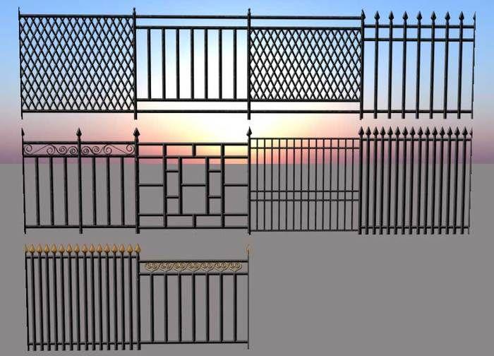3379655a755f72c4cbc1aa8c49321dd4 Jpg 700 504 Iron Fence Fence