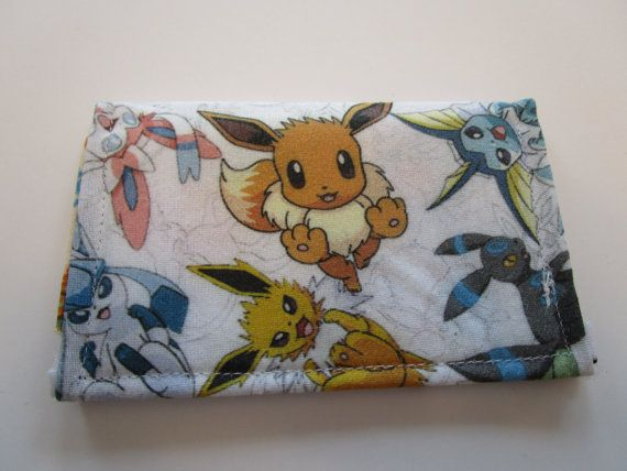 Cosplay, Pokemon, Minimalist Wallet, Business Card Holder, Eevee ...