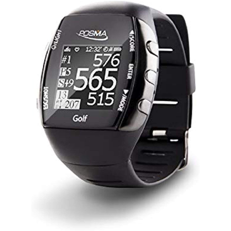 POSMA GM2 Golf Fitness GPS Watch Range Finder Activity