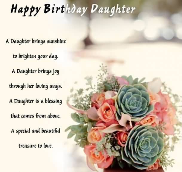 Happy Birthday Quotes For Daughters Yahoo Image Search Results