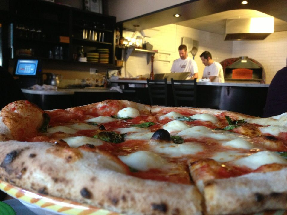 Go Next Door To The Restaurant And Get A Slice Eat At Washington Square Park Tony S Pizza Napoletana In San Francisco Ca