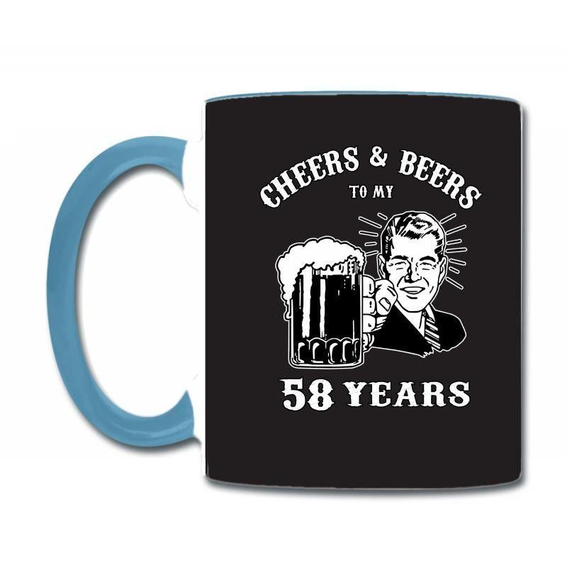 cheers and beers 58 Coffee & Tea Mug