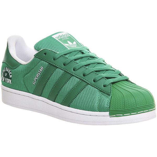 Adidas Superstar 1 ( 105) ❤ liked on Polyvore featuring shoes ... c950a5aa19