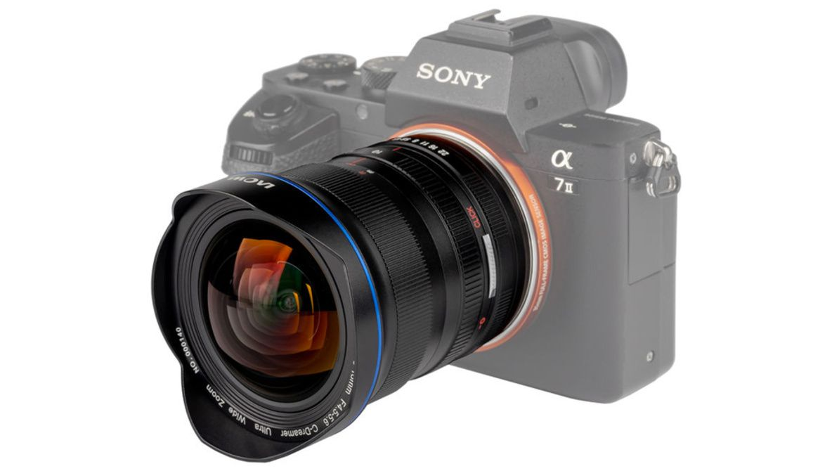 Fstoppers Reviews The Crazy Venus Optics Laowa 10 18mm F 4 5 5 6 Lens For Sony Full Frame Cameras Sony Camera Sony Lens