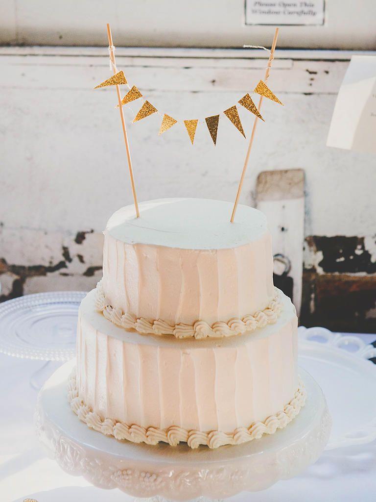 15 Awesome Diy Wedding Cake Topper Ideas Diy Wedding Cake