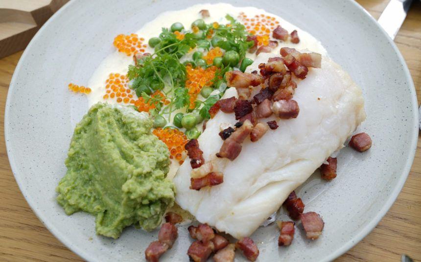 Persetorsk Sugar And Salt Cured Codfish New Scandinavian Cooking Cod Fish Recipes Cooking