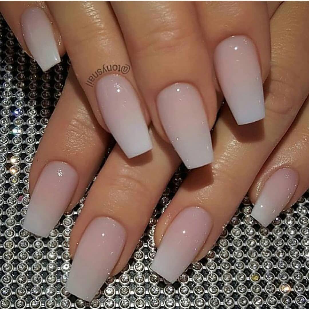 Medium Length Acrylic Nails Classy Look Beautifulacrylicnails