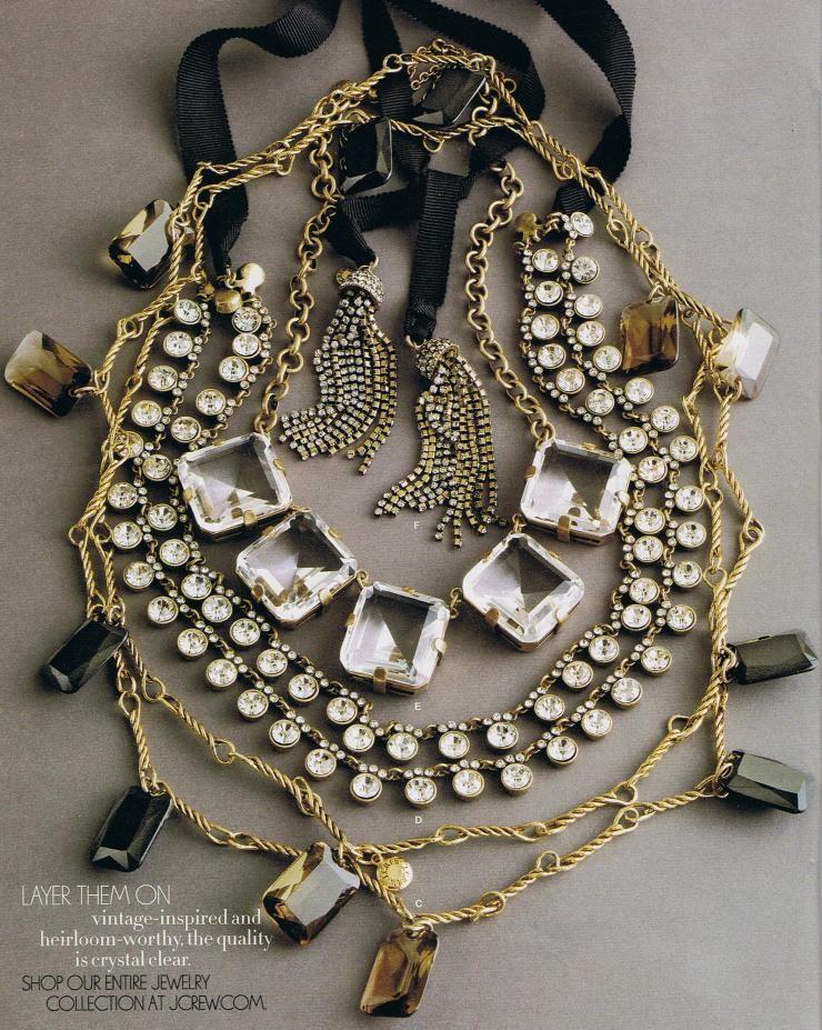 Polished * Plum: Statement Neckpieces - Beautiful Necklaces