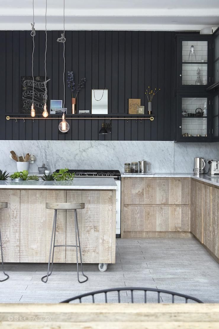 Industrial Style House And Home