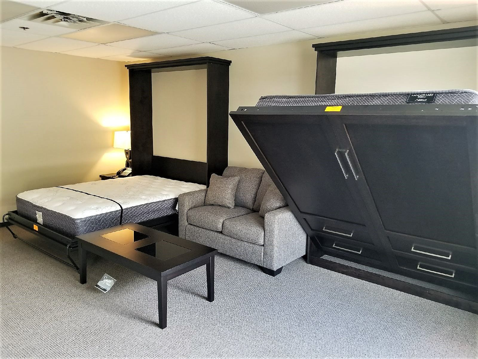 Custom Murphy Bed Systems Hampton Collection By Murphy Wallbed Usa