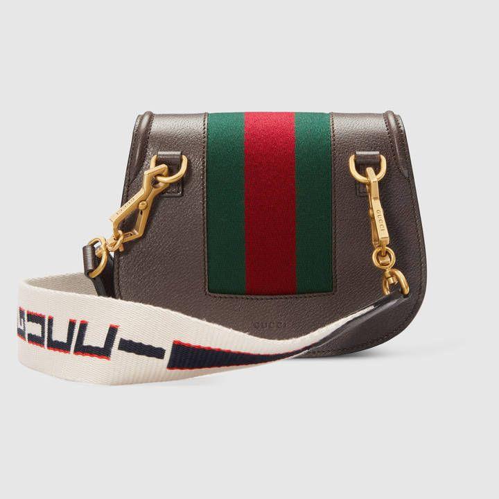 8594835bbd2 Gucci GucciTotem small shoulder bag Detail 3