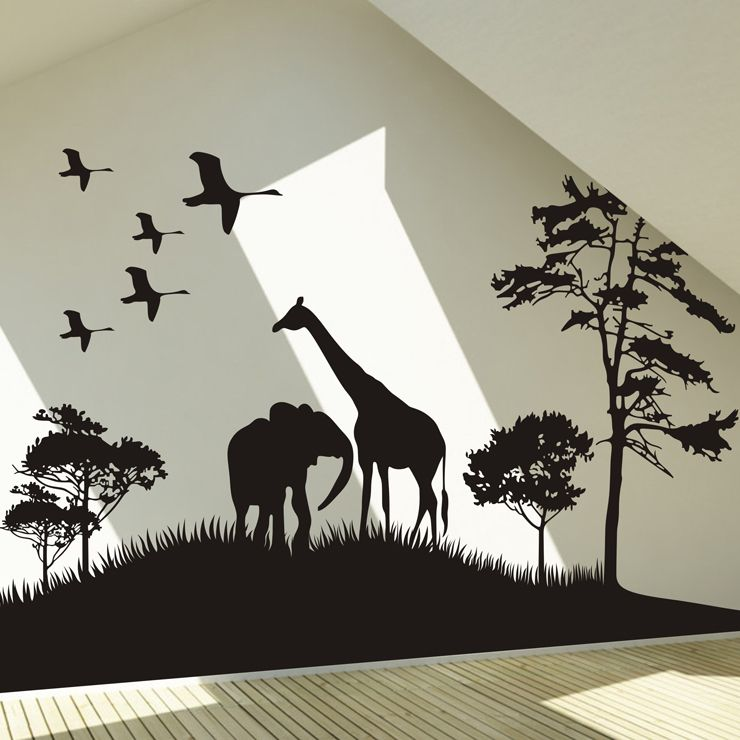 Cheap Wall Stickers On Sale At Bargain Price Buy Quality Decorative Home Office Accessories