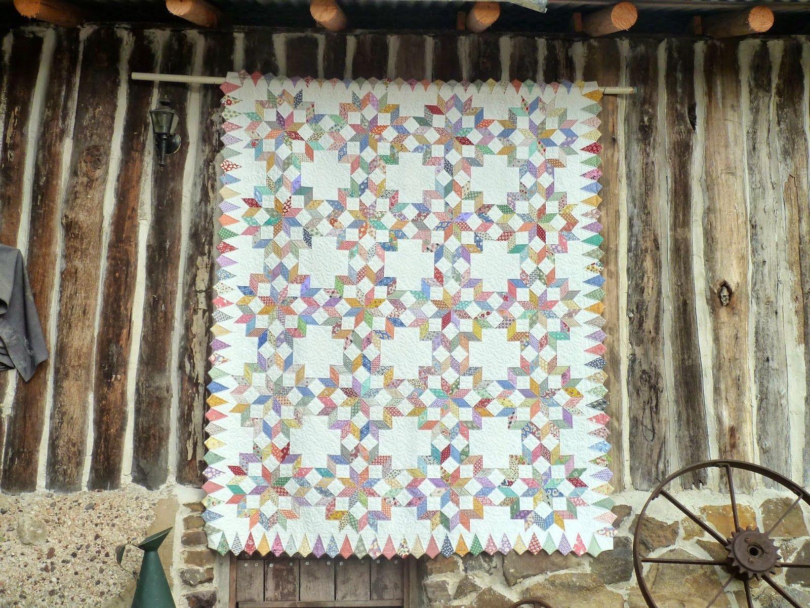 Springwood Communauté Quilt Show