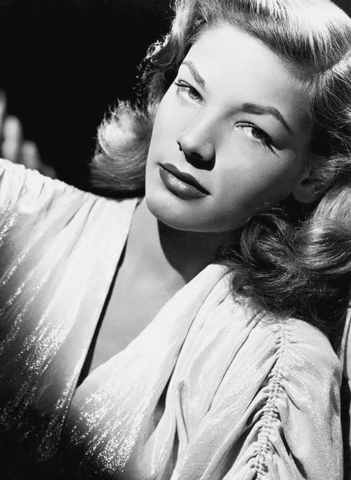 Lauren Bacall (born september 16, 1924) American film and stage actress and model from the Bronx, New York.