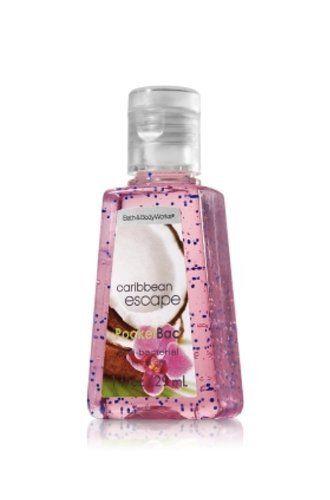 Pink Chiffon Pocketbac Sanitizing Hand Gel Soap Sanitizer Bath