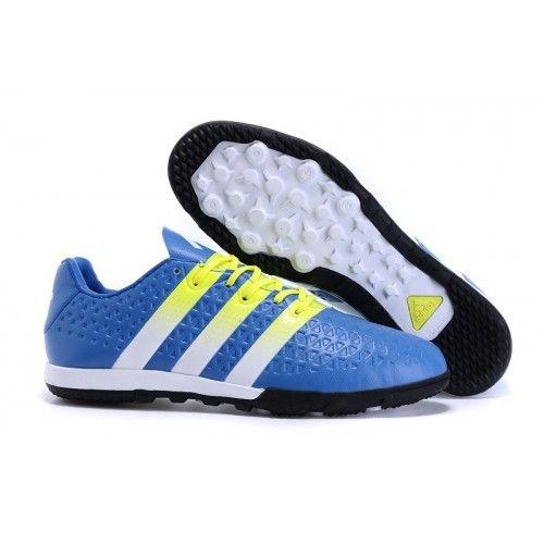 Adidas chaussure de foot pour salle ACE 16.2 Messi TF Bleu