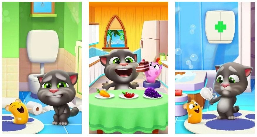 Download My Talking Tom 2 MOD APK v1 1 5 25 (Unlimited Money
