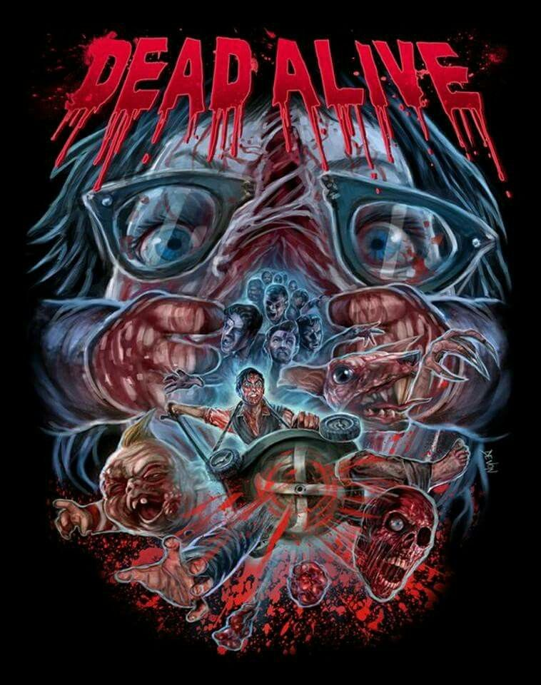 Dead Alive Horror Movie Zombies