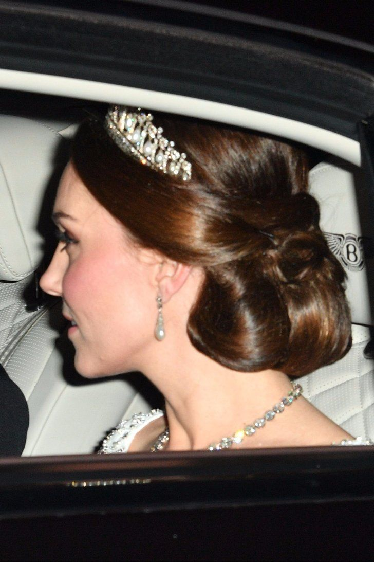 Kate Middleton Is The Epitome Of A Princess At The Queens Royal