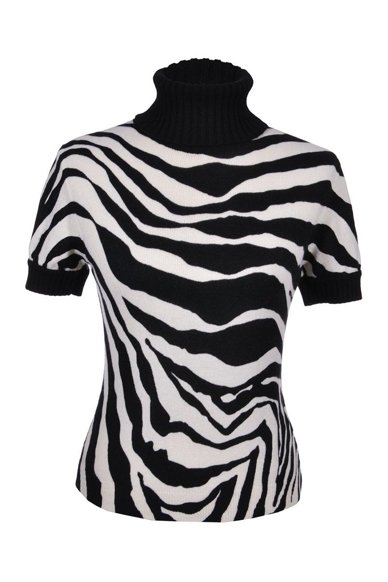 #DolceGabbana #Pullover #Cashmere #L.G.B. #Leatherjacket #white #cool #fashion #vintage #secondhand #onlineshop #designer #mode #mymint