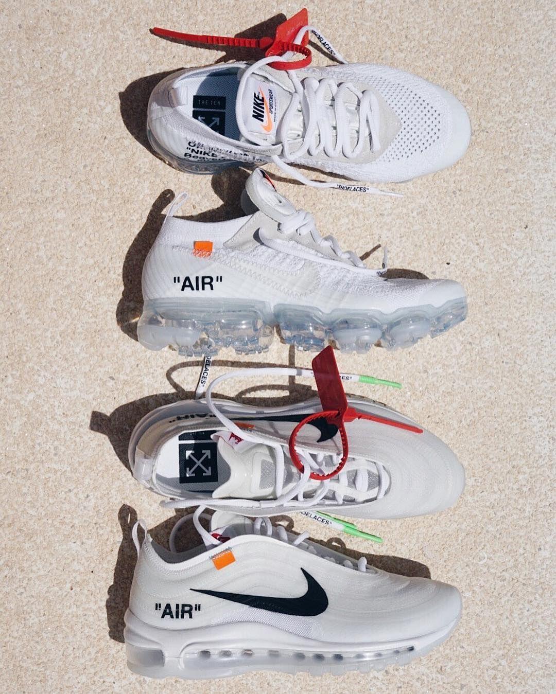 Off White X Nike Alle News Und Releasedates Der Beruchtigten Collabo Off White Schuhe Turnschuhe Nike