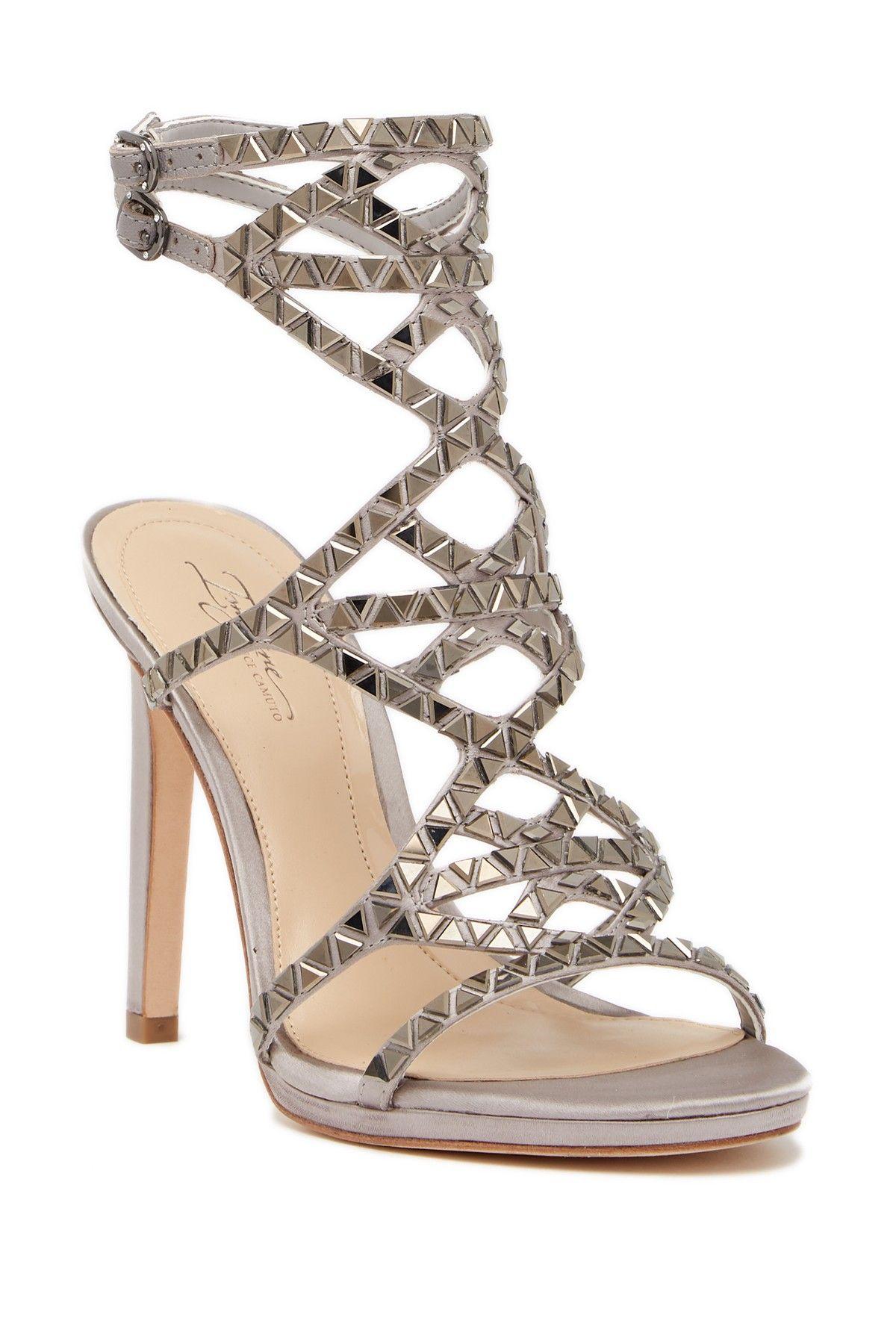 37e8d5c9108 Galvin Hi Heel Sandal Footwear