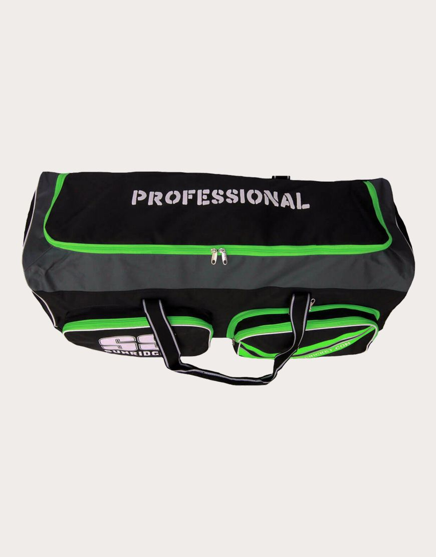 b50a83819651 CRICKET BAG PROFESSIONAL (Wheelie) ₹2,155.00 XL1 Offer - ₹1,940.00 Model No: