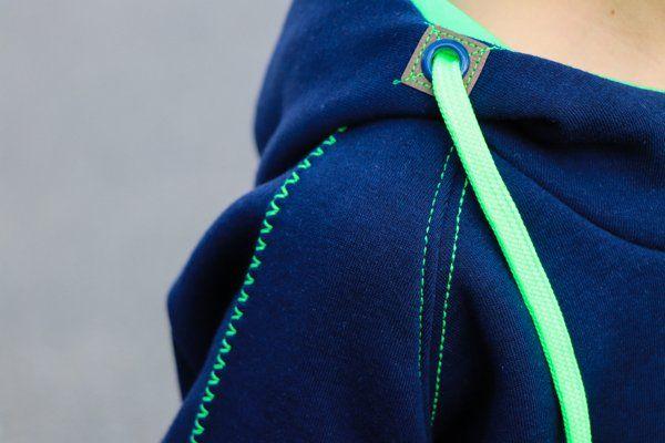 lässiger hoodie für größere kinder  verlosung » bernina