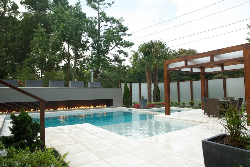 Lap Pools For Narrow Yards | Landscaping Ideas And Hardscape Design | Lap  Pools For Narrow