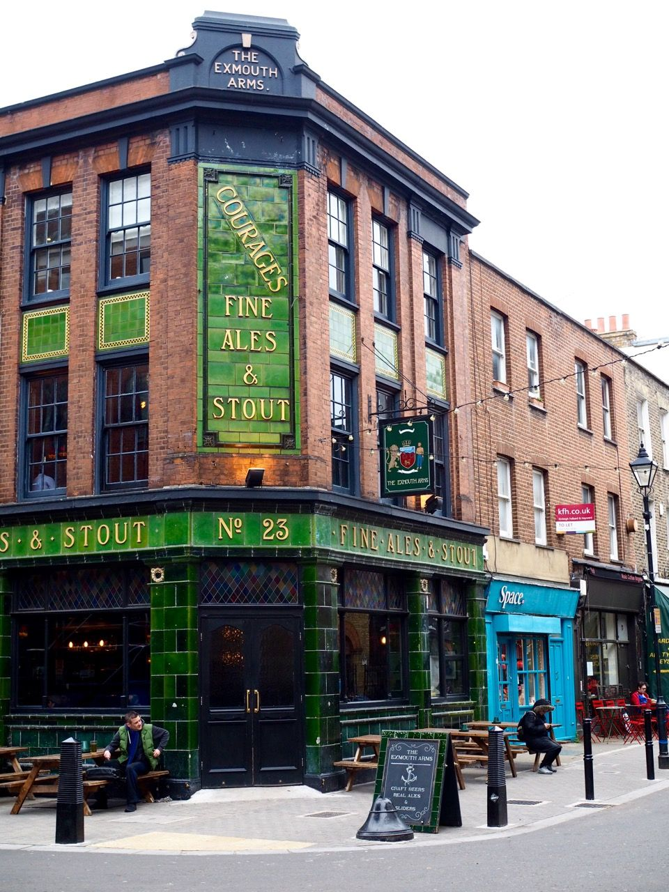 Pint of Cider, Please: The Best Pubs in London