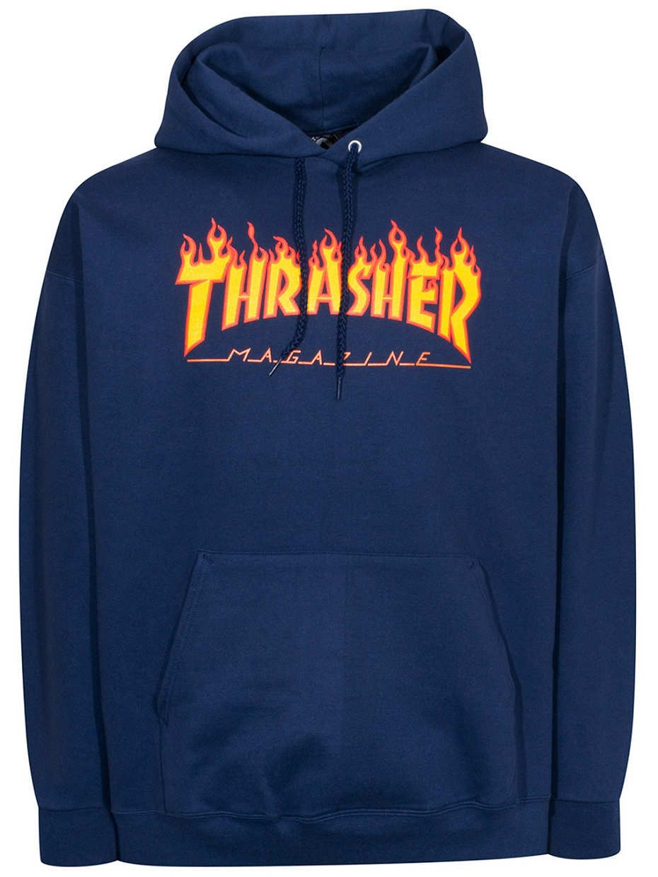 da26c574ef Thrasher Flame Hoodie Quick and easy ordering in the Blue Tomato online  shop . The Thrasher Flame Hoodie.
