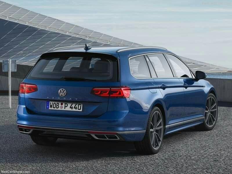 2020 Volkswagen Passat Variant Vw Passat Volkswagen Passat Variant
