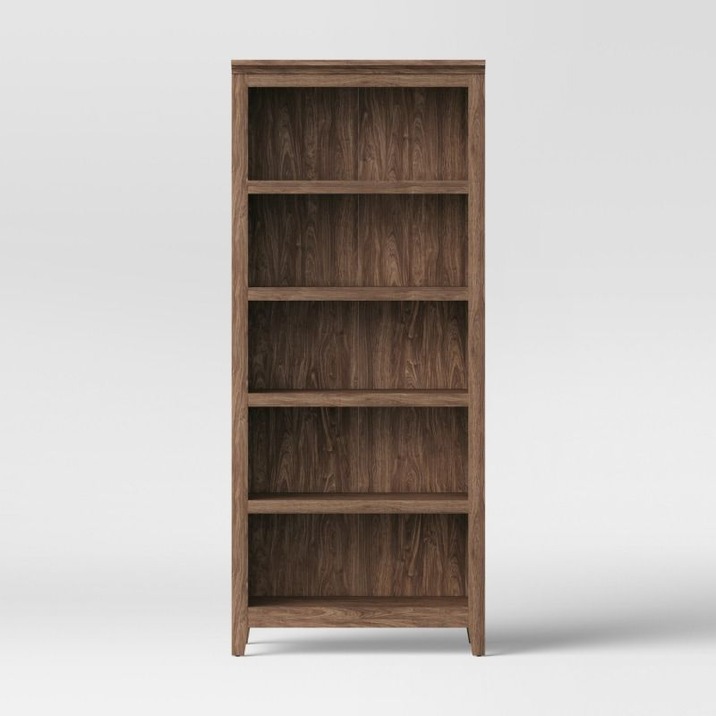 Almost 2 500 People Love This Target Bookshelf 5 Shelf Bookcase