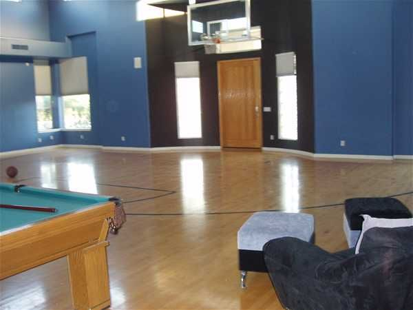 Indoor Basketball And Billiards House Rental Phoenix Vacation Ideal Home
