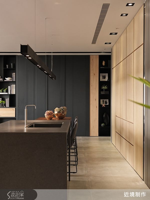 近境制作現代風設計圖片近境制作 44之5 Big Houses Interior Design