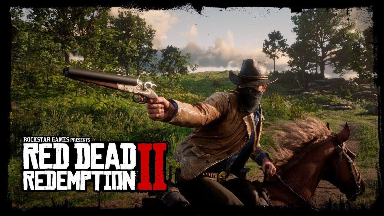 Red Dead Redemption 2 Watch The Launch Trailer For Reddeadredemption2 Reddeadredemption Rdr2 Rdr Developed Red Dead Redemption Rockstar Games Redemption