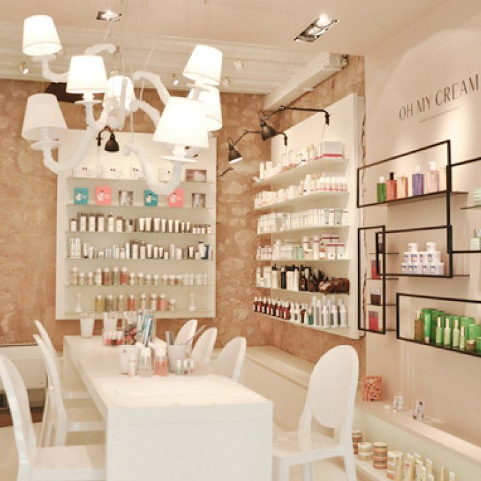 Oh My Cream ! On Adore Le Concept Store Des Beauty-stas