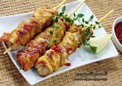 الشيش طاووق على الطريقة التركية Chicken Skewer Recipe Alligator Recipe Chicken Skewers