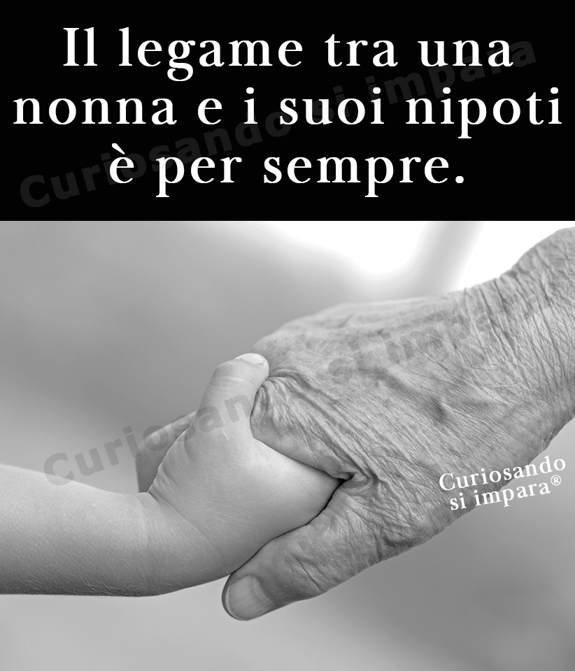 Il Legame Tra Una Nonna E I Suoi Nipoti E Per Sempre Frasi Sulla Nonna Nonna Nipoti