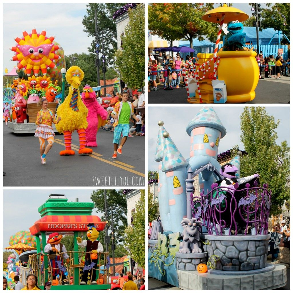 10 tips for your vist to sesame place halloween spooktacular - Sesame Place Halloween